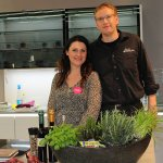 12.03.2015 - Live-Cooking-Event im OBI